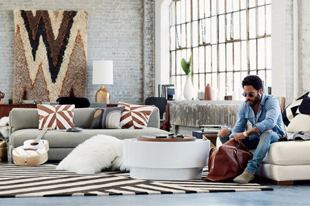 Lenny Kravitz CB2 Furniture Line