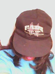 Renee Ashley Baker Princeton cap 1