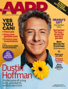 -AARP-Dustin Hoffman-Cover-