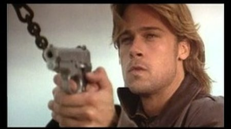 Brad Pitt in the Devils Own