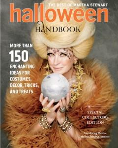 Martha Stewart annual Halloween Handbook