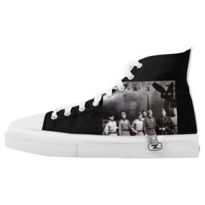 Reneeab9 graphic arts high top for men