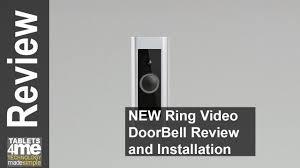Ring Doorbell Cam
