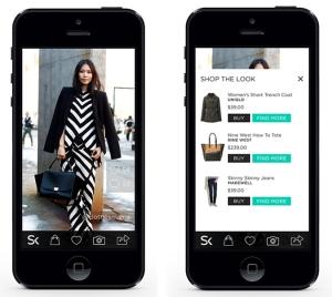 stylekick shopping app