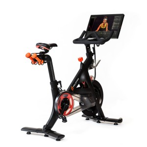 The Peloton Spin Bike
