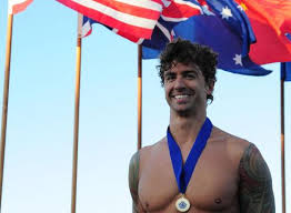 Anthony Ervin Rio Olympics Gold Medal Winner 2016
