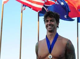 Anthony Ervin Rio Olympics Gold Medal Winner 2016