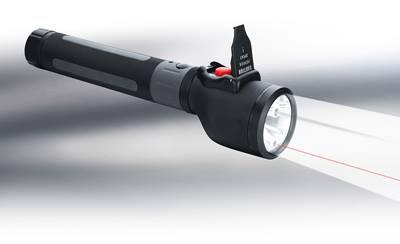 Cobra Pepper Spray Flashlight