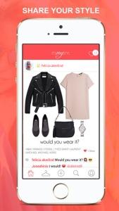 My Style wardrobe app