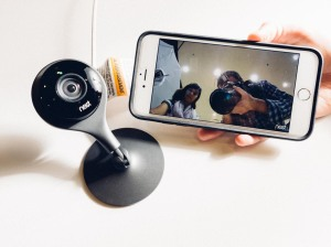 Nest security cam