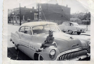 Renee Ashley Baker and the 1953 Buick