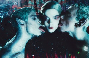 Spellbound by Steven Meisel