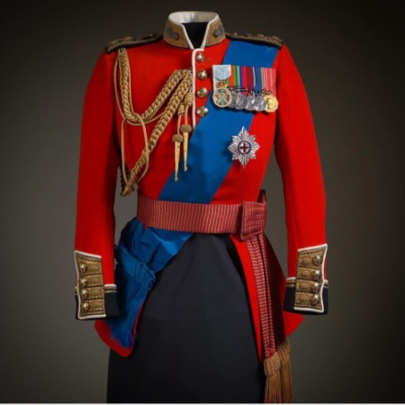Queen Elizabeth Tunic by Bernard