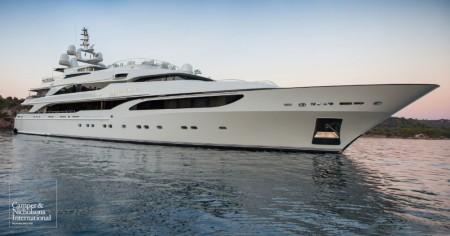 Superyacht 7 Lioness V Camper & Nicholsons