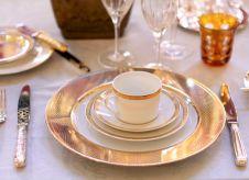 Christofle Porcelain Dinnerware