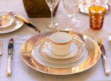 Christofle Porcelain Dinnerware