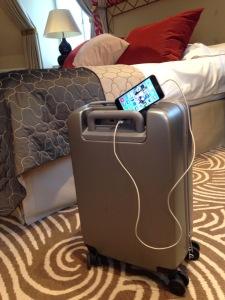 Raden A22 luggage