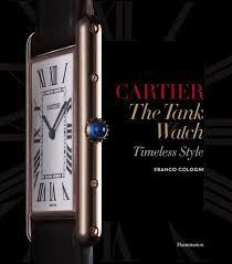 Cartier Tank Watch 1