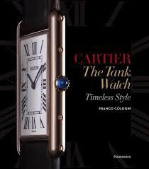 Cartier Tank Watch 1