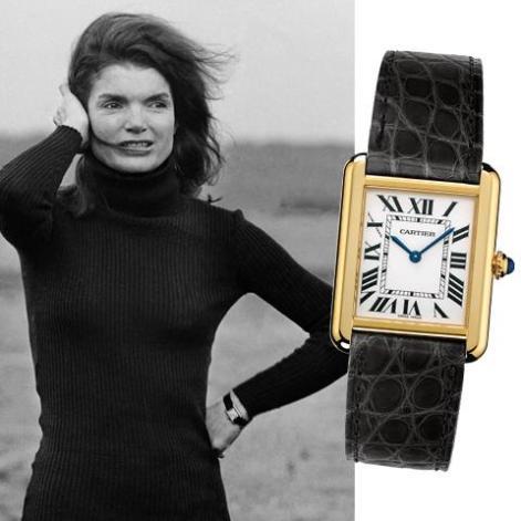 Cartier Tank Watch 2