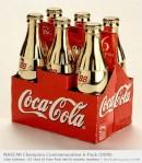Coca Cola gold