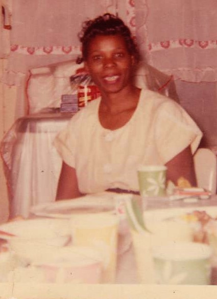 My Mother at my 2 year old birthday party in St Louis Missouri