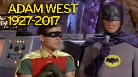 BATMAN with Adam West