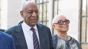 Bill and Camile Cosby