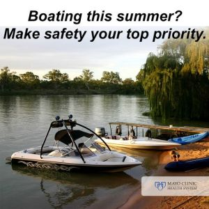 Boating Safety by Mayo Clinic