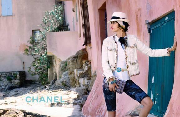 Chanel 2017 summer