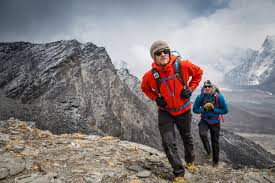 Cory and Adrian Summits Everest