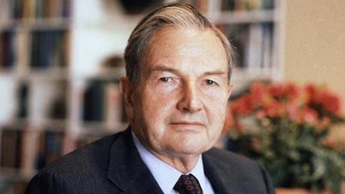 David Rockefeller Billionaire Icon Philanthropist