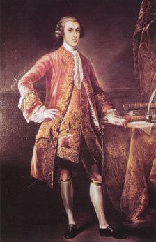 Frederick Calvert the Last Baron Baltimore