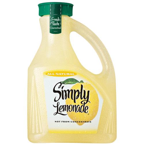 Leomonade Simply Lemonade