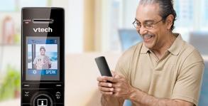 Doorbell Security Camera Cordless Phone VTech