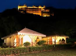 Aravalli Hills India Resort