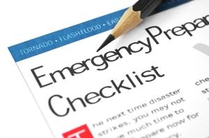 Emergency_Prepare Check List