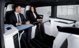 Mercedes Business Van 2