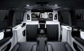 Mercedes Business Van 4