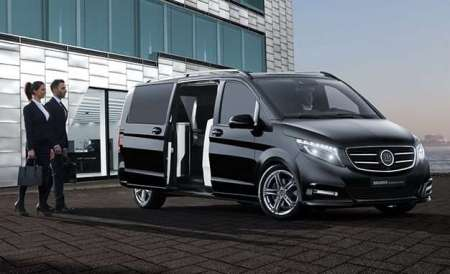 Mercedes Business Van