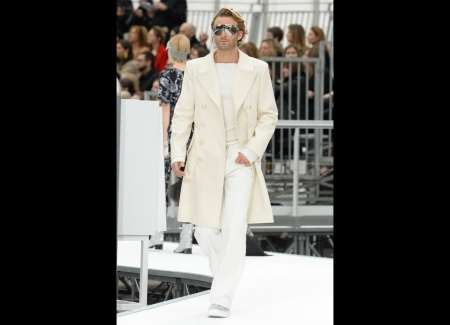 Fashion Week Chanel for Men