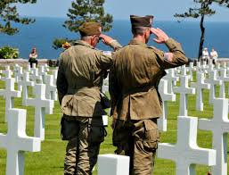 Normandy Military Cemetary 1