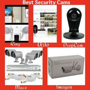 Security Cameras for Home