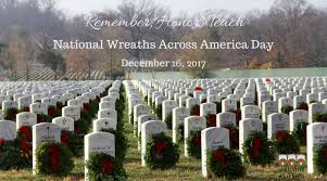 Wreaths Across America 2017