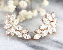 xmas Swarovski bridal jewelry