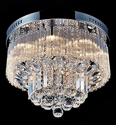 xmas Swarovski chandelier