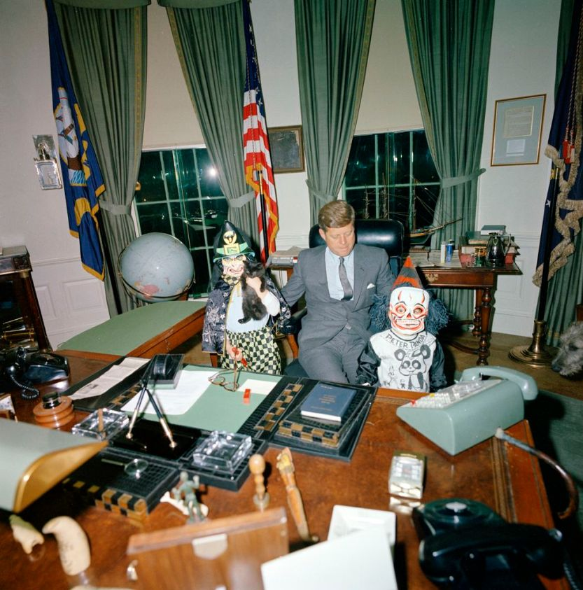 President John F Kennedy Halloween