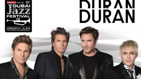 Duran Duran 2018 Tour