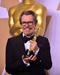 Gary Oldman Winner for Darkest Hour