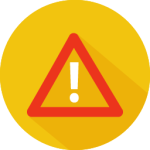Problem-warning-icon